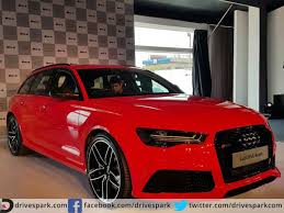 audi rs price in india audi rs6 avant launched price specification features more