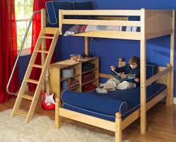 Corner Bunk Beds Lingo High Corner Loft Bed