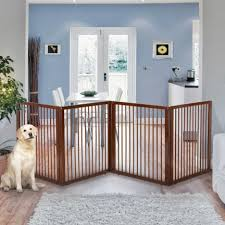wooden room dividers wooden room divider pet gate by richell usa