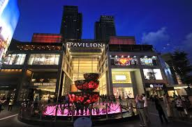 pavilion shopping mall in kuala lumpur kl magazine