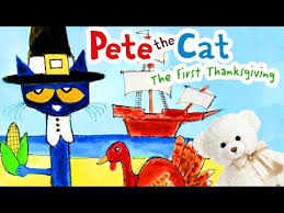 pete the cat the thanksgiving children s story read aloud