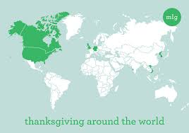 thanksgiving around the world my greetings