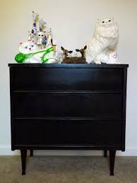 miss kitty and the bears easy diy furniture update with contact paper