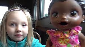 Lilly Starbucks Baby Alive Goes To Starbucks The Lilly And Mommy Show The