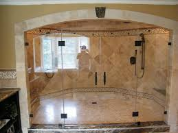 Walk In Shower Designs by Custom Shower Ideas On Bathroom With Custom Showers Custom Shower
