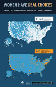 At T United States Coverage Map by These Health Clinics Could Replace Planned Parenthood