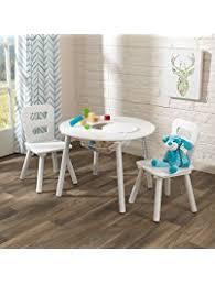 Kids Round Table And Chairs Kids U0027 Table U0026 Chair Sets Amazon Com
