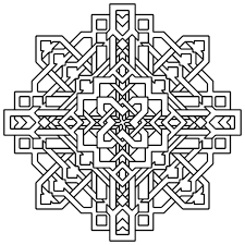 geometric coloring pages for kids fablesfromthefriends com