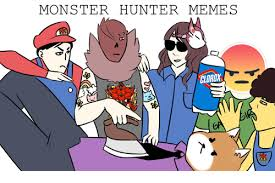 Monster Hunter Memes - monster hunter meme clorox dank meme on me me