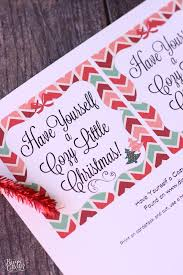 cozy little christmas tag u0026 gift idea diary of a recipe collector