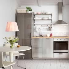 cuisine petit espace ikea amenagement cuisine studio idées de décoration capreol us