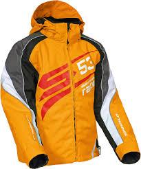 sinisalo motocross gear sinisalo team ace jacke blau schwarz weiß snowmobil sinisalo