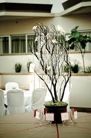 tree centerpiece manzanita tree centerpiece