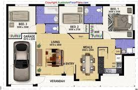 villa house plans duplex house plans and australian duplex designs small villa plans