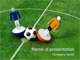football powerpoint template u0026 backgrounds id 0000000627