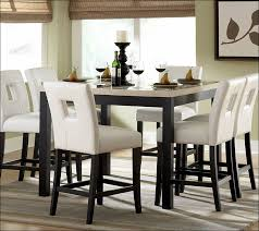Rustic Pub Table Set White Counter Height Dining Set This Blushing 5piece Counter