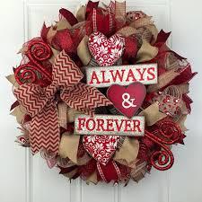 valentines wreaths s deco mesh wreath valentines wreath s always