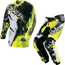 kids motocross gear australia oneal element kids 2016 shocker motocross kit youth jersey pants
