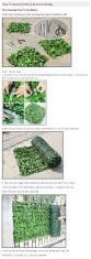 Fake Shrubs 73 Best Diy Garden Images On Pinterest Artificial Hedges