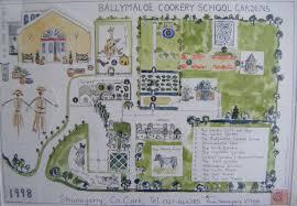 ballymaloe cookery garden a horticultural delight b