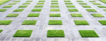 Brick Patio Design Patterns by Euroverde Garden Design