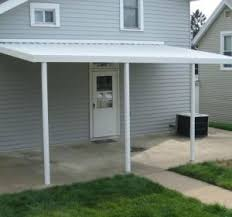 Patio Canopy Home Depot by Aluminum Patio Awnings And Canopies Aluminum Patio Covers Home