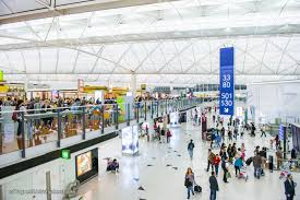 hong kong international airport chek lap kok information