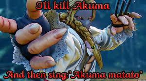 Street Fighter Meme - when vega will kill akuma street fighter know your meme