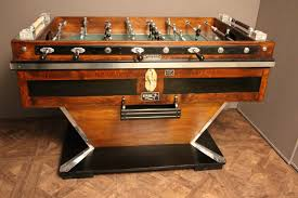 Foosball Table For Sale Mid Century Foosball Table From French Café For Sale At Pamono