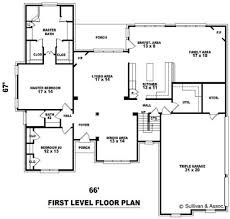 large single house plans floor plans for large homes homes floor plans