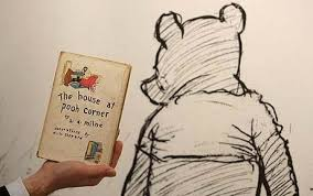 winnie the pooh drawings sell for 1 2 million telegraph