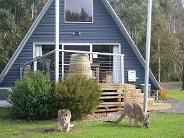 the a frame chalet halls gap australia booking com
