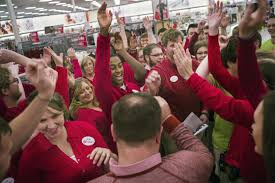 target stores open thanksgiving for hard core holiday shoppers thanksgiving is the new king