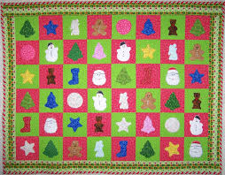 damsel quilts u0026 crafts christmas cookie quilt