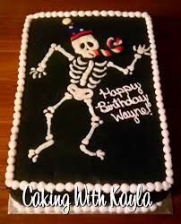 motocross helmet cake caking with kayla skeleton cake