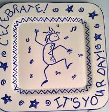 it s your special day plate celebrate it s your day better together bc