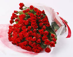 big bouquet of roses send big bouquet of roses to india on valentines day product id