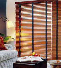 wood venetian blinds interior design inspirations
