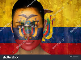 Argentina Flag Face Composite Image Beautiful Football Fan Face Stock Photo 189094772