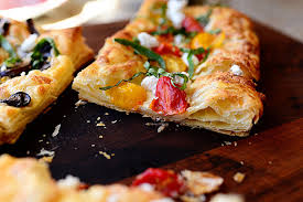 Does Puff Pastry Need To Be Blind Baked Puffed Pastry Pizza The Pioneer Woman