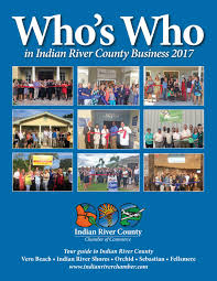 who u0027s who in indian river county florida by idea garden