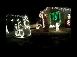 christmas light tours wichita ks candy cane lane christmas lights in cranbrook bc winter 2011 youtube