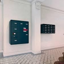 ikea mailbox modern built in mailbox regarding ebay decor 18 quaqua me