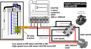 how to wire ca3750 z wave contactor zwave basics same wiring