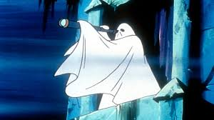 halloween cat cover photos who invented the u0027bedsheet ghost u0027