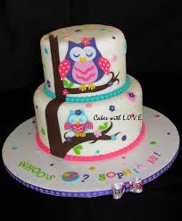 owl birthday cakes owl birthday cakes for owl blossom cake cake theater