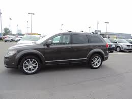 Dodge Journey Grey - used 2016 dodge journey limited in used inventory macdonald