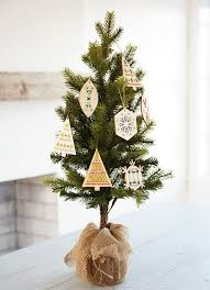 tree decoration table with small tree home dezign
