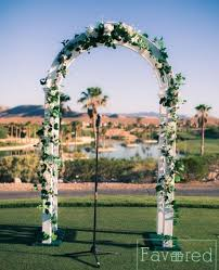 wedding arch las vegas 40 best jan s wedding images on wisteria wedding