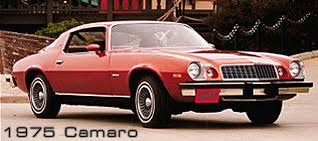 camaro the years chevrolet camaro history 1967 present